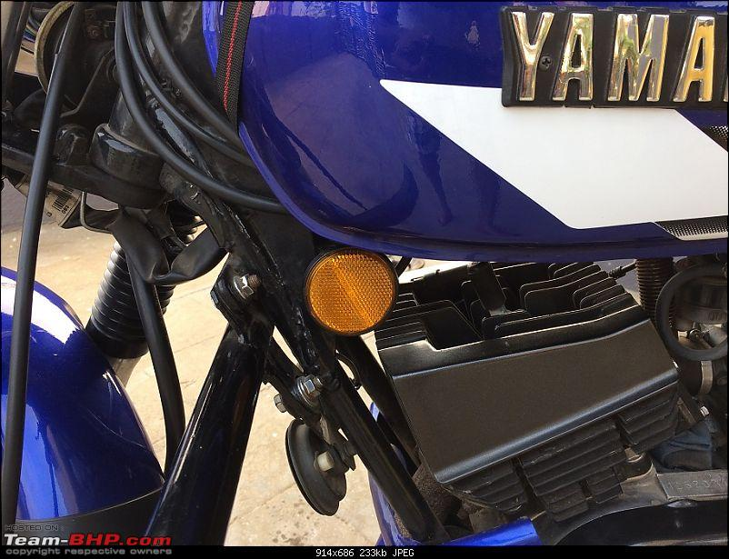 1998 Yamaha RX135 Restoration completed : Now, 5 speed converted!-img_2443.jpg