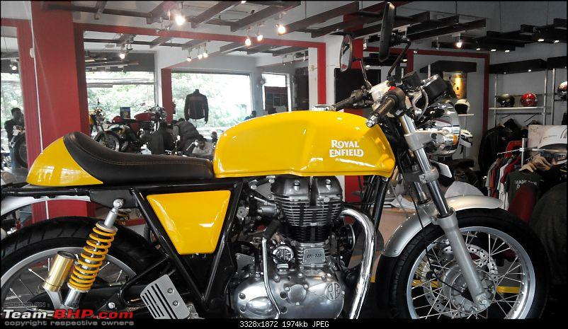 RE Continental GT: Captain signing in!-1.jpg