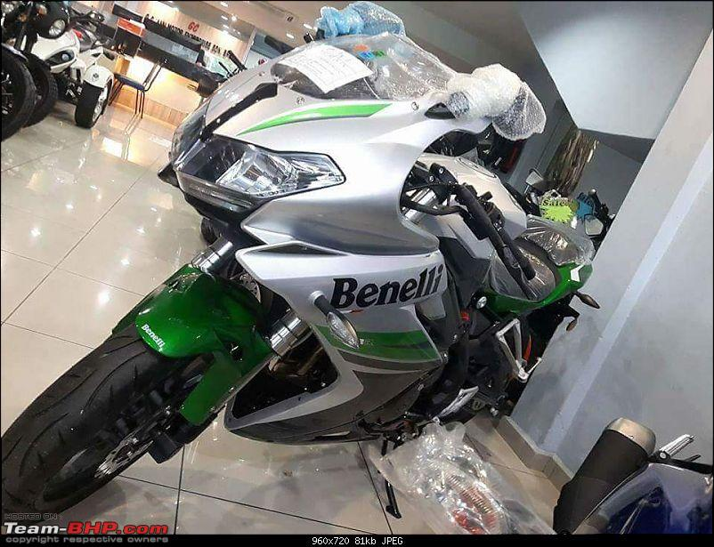 Benelli Tornado 302 spotted testing. EDIT: Now launched @ 3.48 lakhs-fb_img_1497538381344.jpg