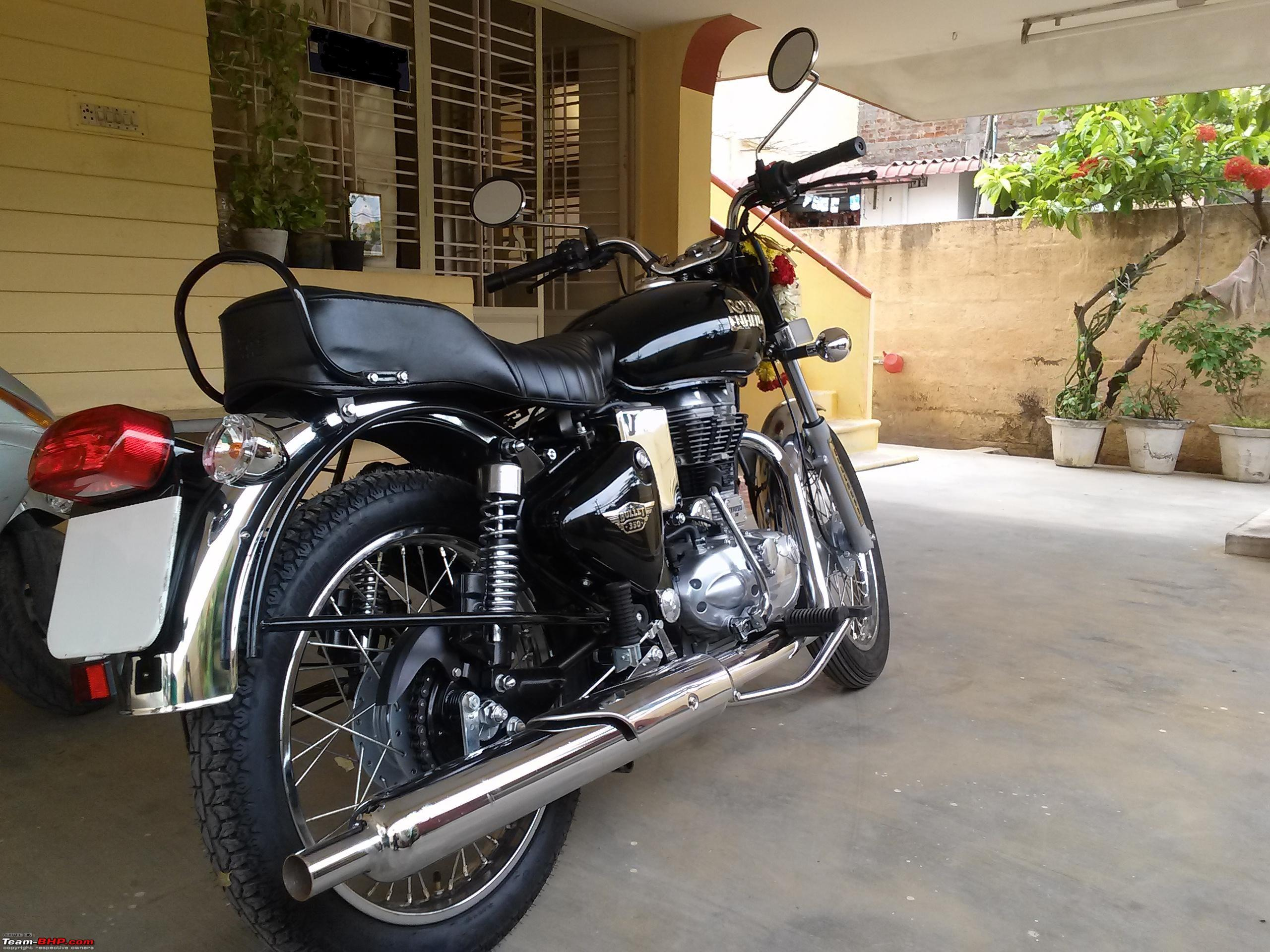 ownership review royal enfield bullet 350 es page 3 team bhp. Black Bedroom Furniture Sets. Home Design Ideas