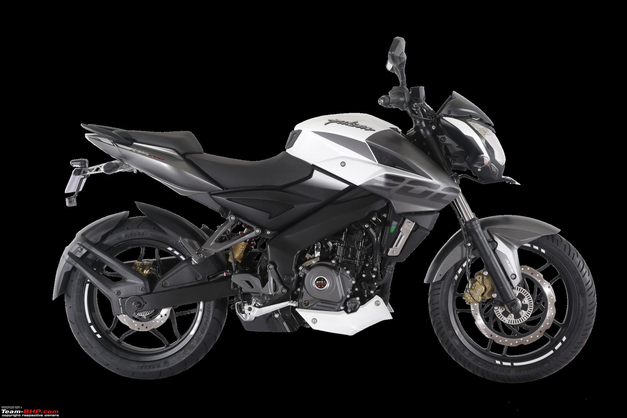 Bajaj Pulsar NS 200 with ABS launched