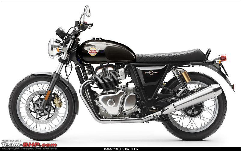 The Royal Enfield Interceptor & Continental 650. EDIT: Launched @ Rs 2.50 - 2.65 lakhs-interceptorblack2.jpg