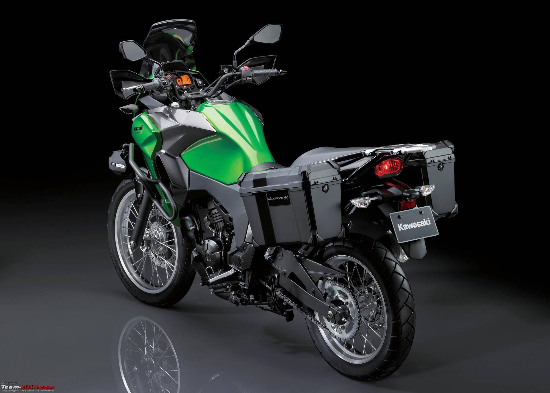 Kawasaki Z Review Team Bhp