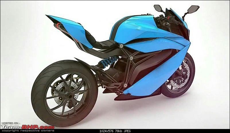 Emflux Model 1 is India's first electric Sports Bike-emfluxmodel1indialaunch.jpg