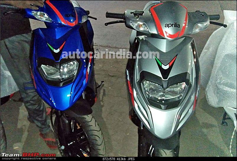 Rumour: Aprilia to add more scooters in the SR range. SR 125 spotted with ARAI stickers-sr1252.jpg