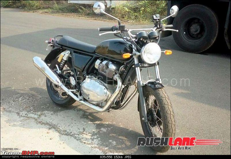 The Royal Enfield Interceptor & Continental 650. EDIT: Launched @ Rs 2.50 - 2.65 lakhs-reinterceptor650inindia1.jpg