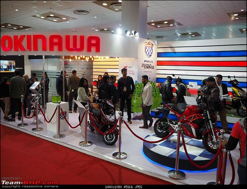 Okinawa Scooters @ Auto Expo 2018-opening-1.jpg