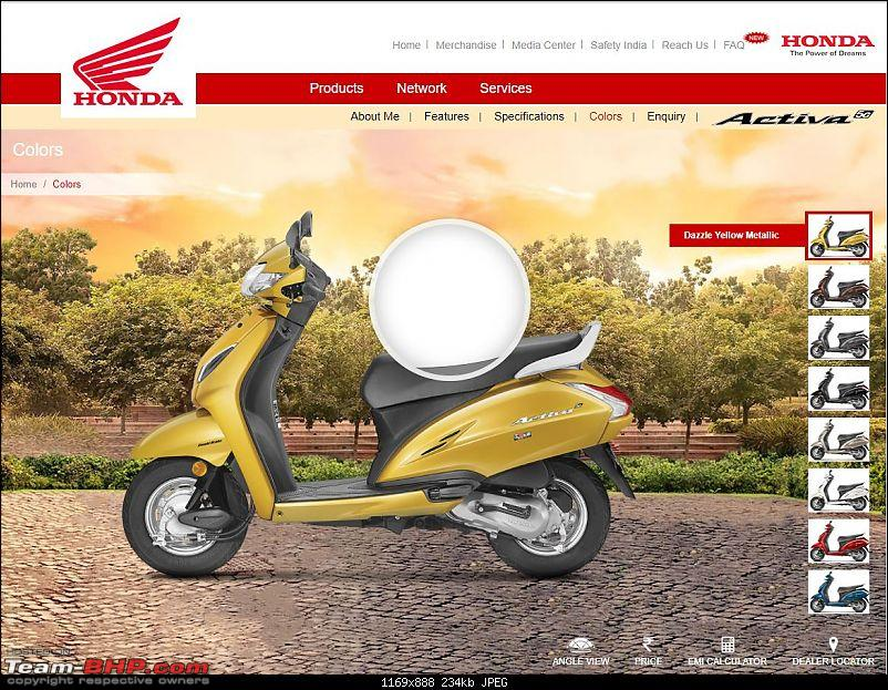 Honda Activa 5G listed on website. Priced at Rs. 52,460-activa-5g1.jpg