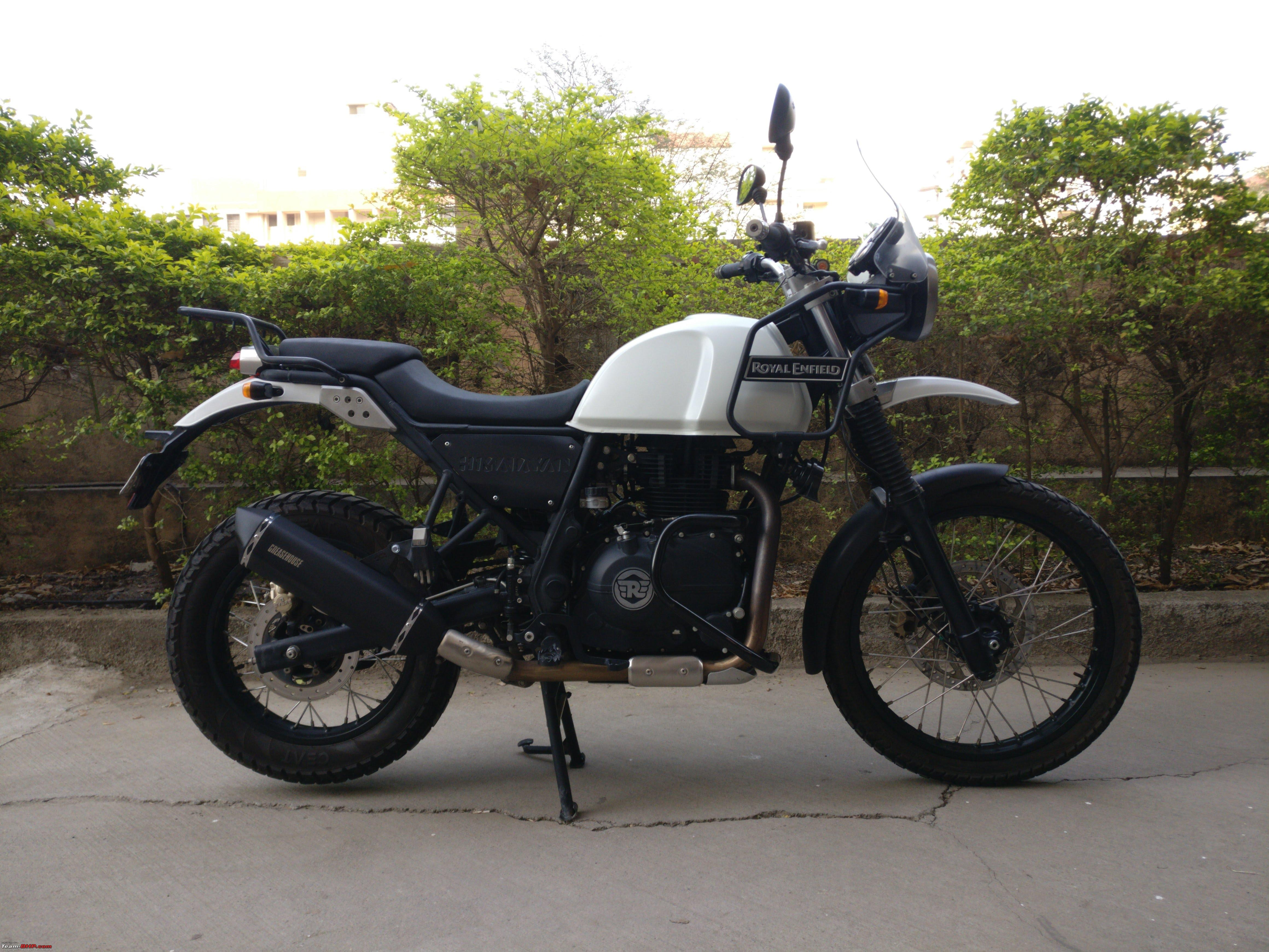 The Royal Enfield Himalayan thread! - Page 48 - Team-BHP