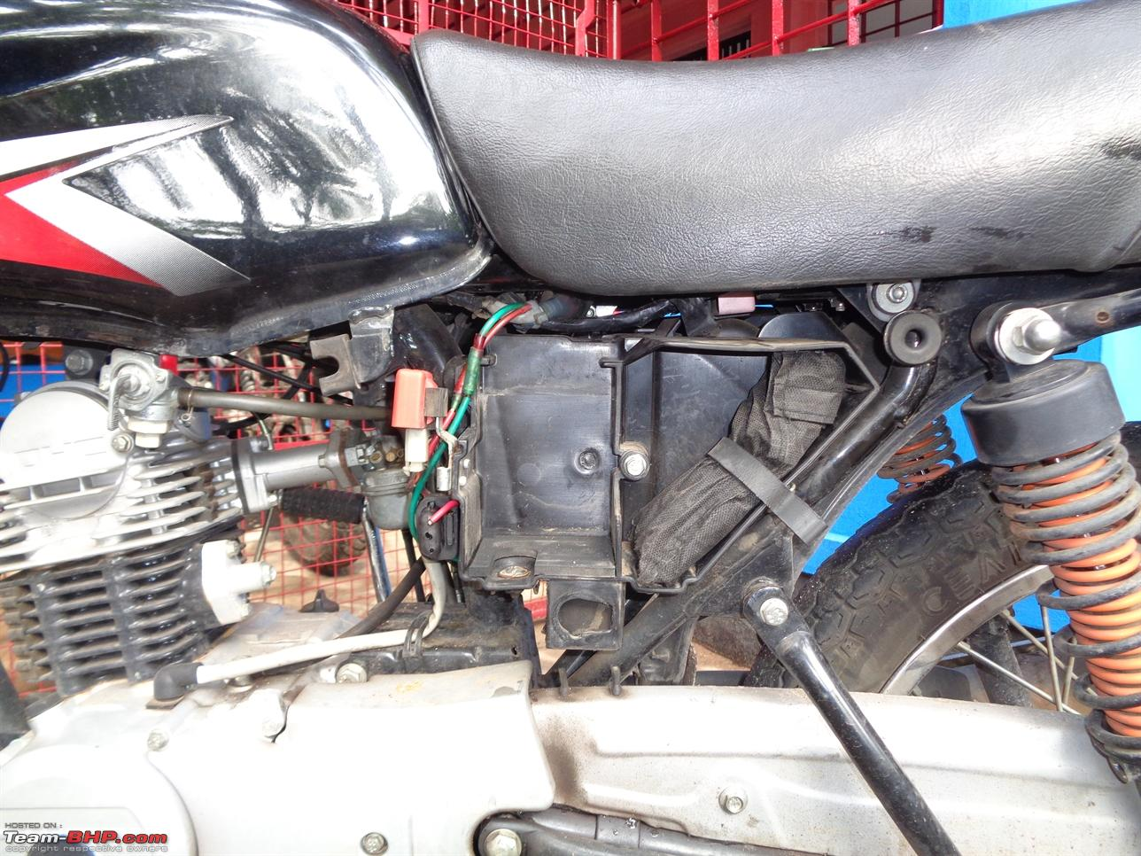 DIY: Eliminating Motorcycle Battery & Adding a Capacitor