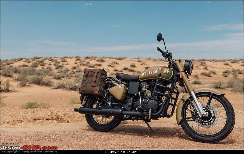 Royal Enfield Pegasus 500 owners feel cheated, express disappointment over cheaper Signals 350-royalenfieldclassis350signaleditionlaunchedinindia6.jpeg