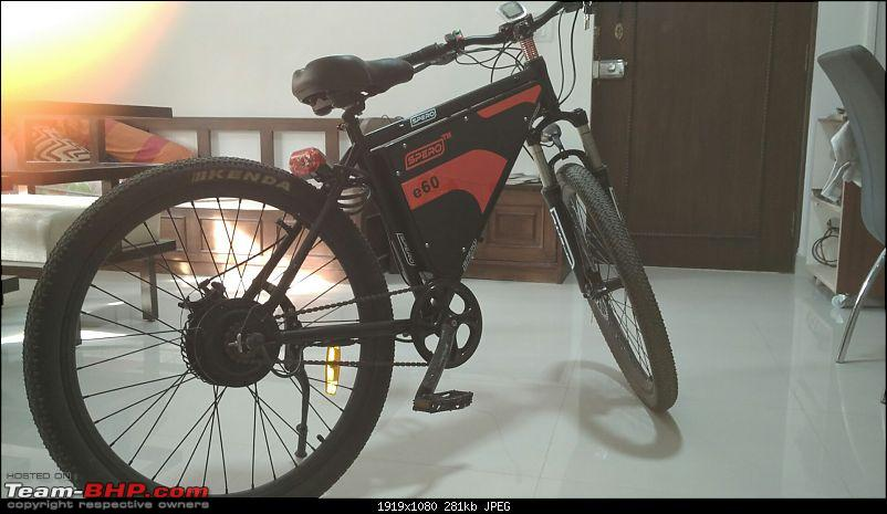 E-Bikes (electric bicycle) : A comprehensive guide-spero_e60.jpg
