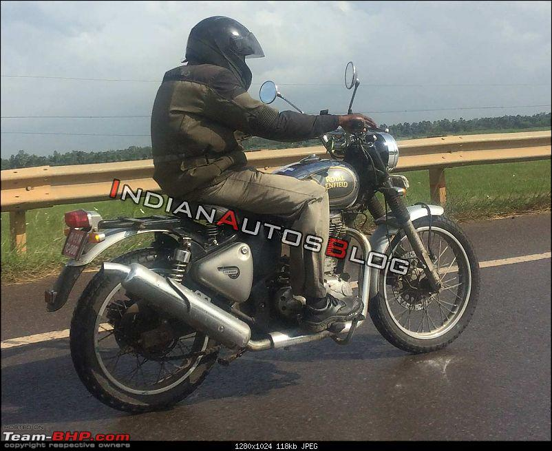 Royal Enfield Classic Scrambler spotted-royalenfieldclassic500scramblerspiedtesting3269.jpg
