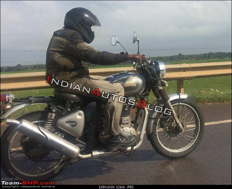 Royal Enfield Classic Scrambler spotted-royalenfieldclassic500scramblerspiedtesting6190.jpg