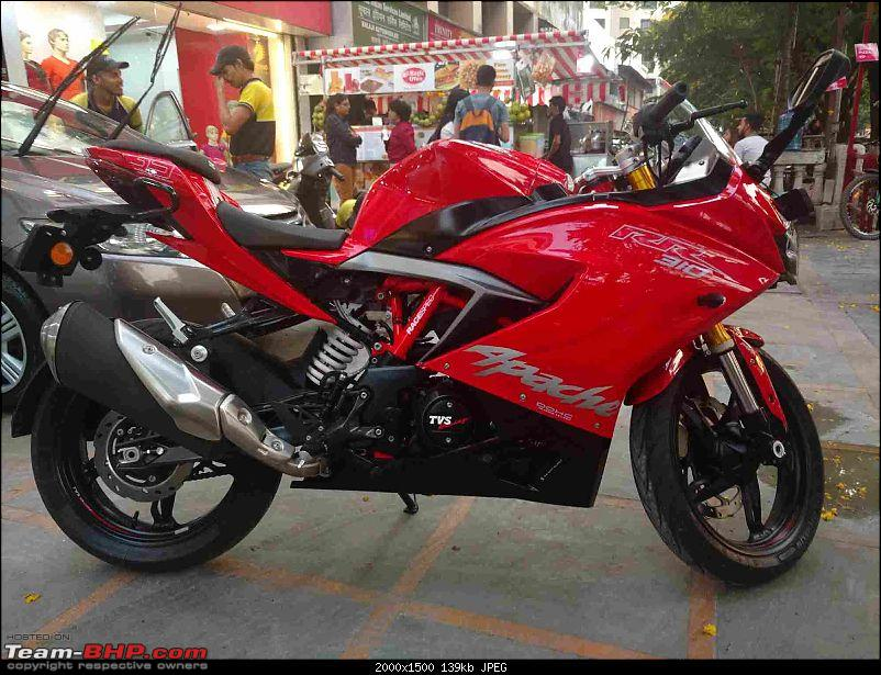 My Racing Red TVS Apache RR310-15.jpg