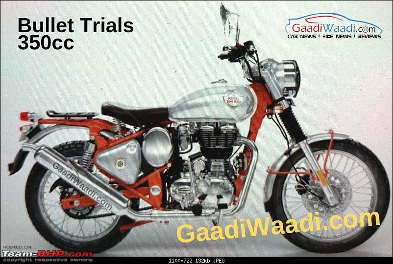 The Royal Enfield Classic Scrambler, now launched at Rs 1.62 - 2.07 lakhs-royalenfieldbullettrials350.jpg