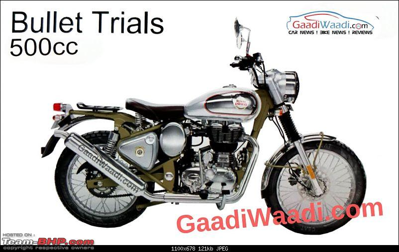 The Royal Enfield Classic Scrambler, now launched at Rs 1.62 - 2.07 lakhs-royalenfieldbullettrials500.jpg