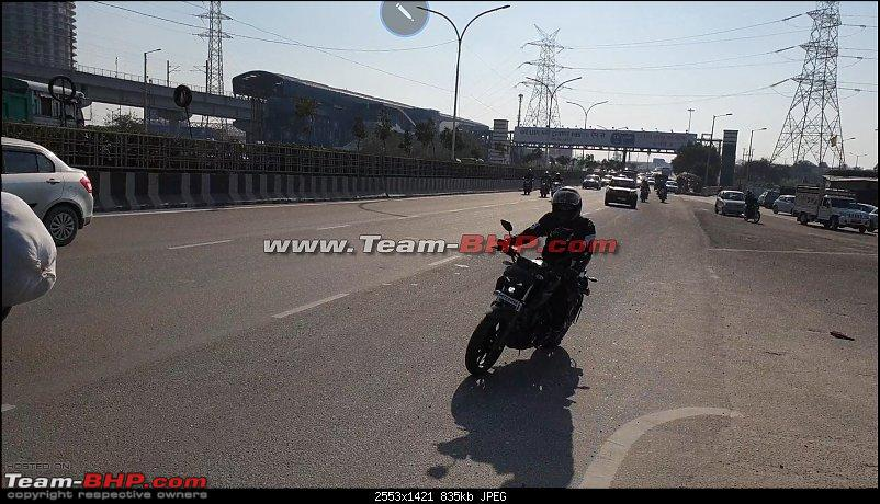 Scoop! Yamaha MT15 spotted testing in India-3.jpg