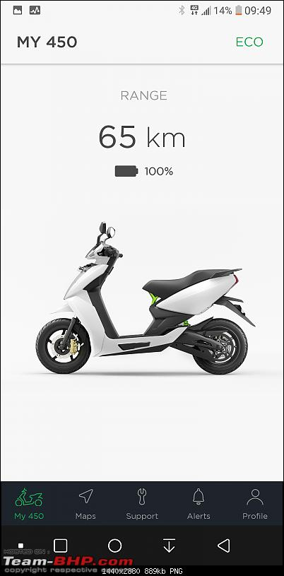 Ather 450 Electric Scooter - Detailed Review-range100_eco.png