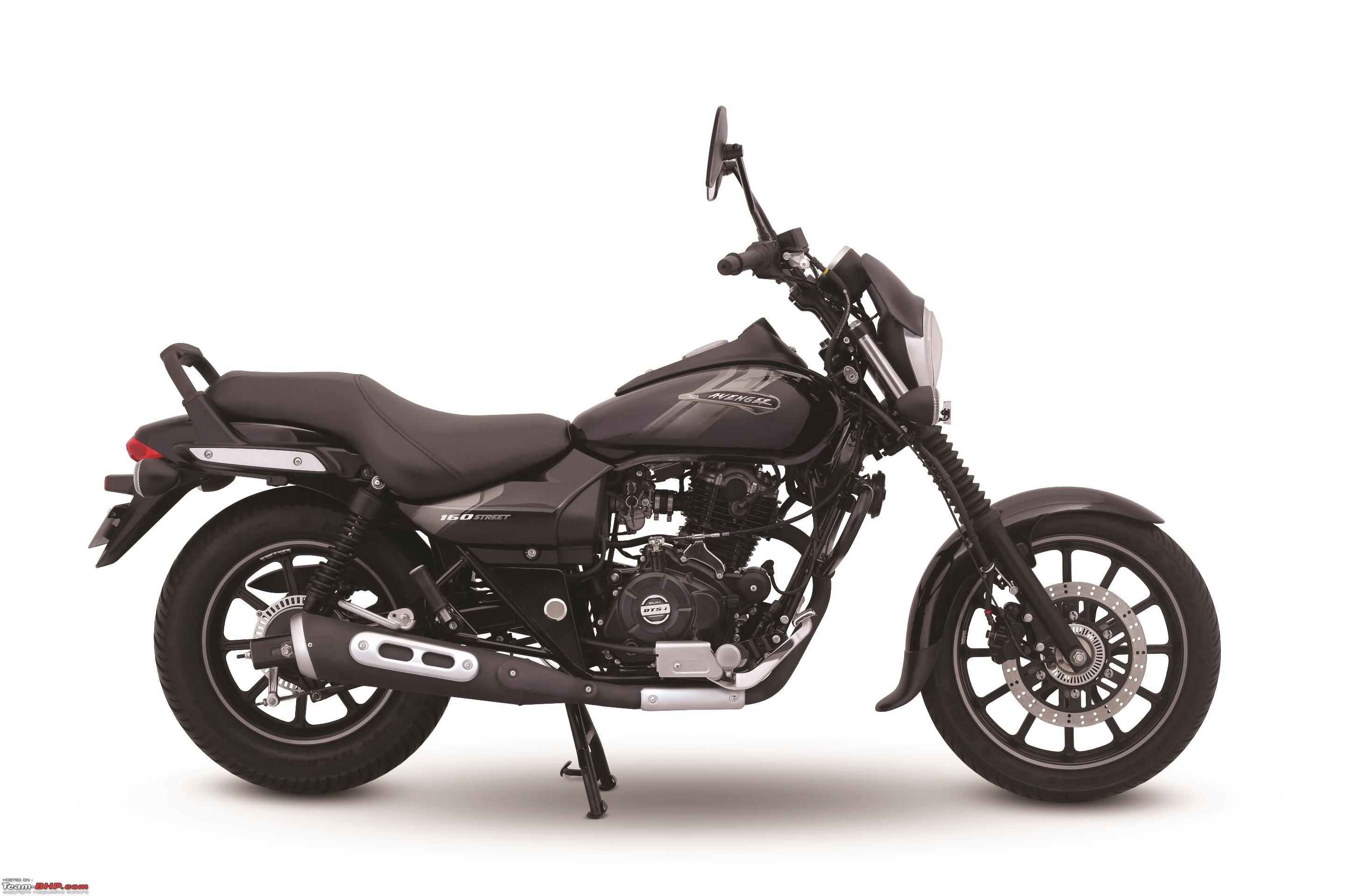 Bajaj Avenger Street 160 Abs Launched At Rs 82 253 Team Bhp