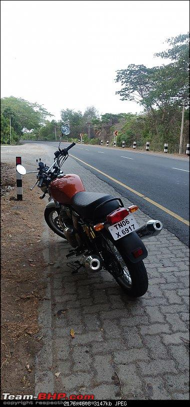 My Orange Crush Interceptor 650: The idiot's guide to Royal Enfield ownership-img_20190525_055054.jpg