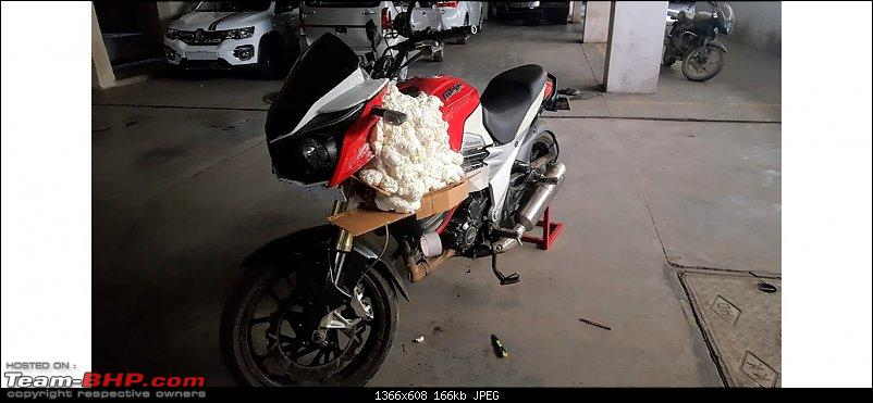 When you can't afford that Tiger, you build one! My (Modified) Mahindra Mojo-13.jpg