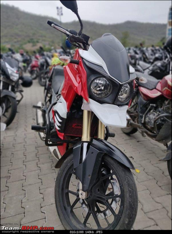 When you can't afford that Tiger, you build one! My (Modified) Mahindra Mojo-35.jpg