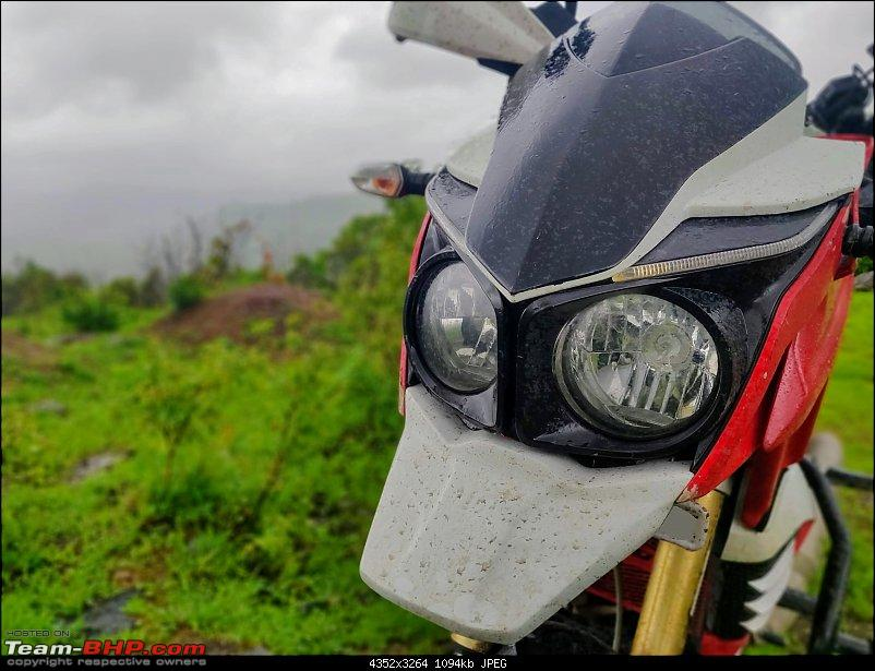 When you can't afford that Tiger, you build one! My (Modified) Mahindra Mojo-47.jpg