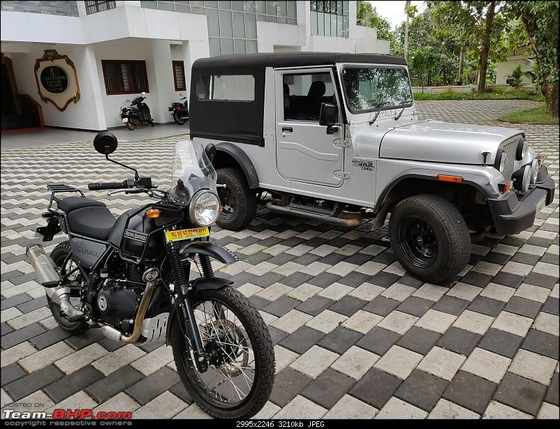 Royal Enfield Himalayan ABS - One year of blissful ownership!-img_20181103_125825.jpg