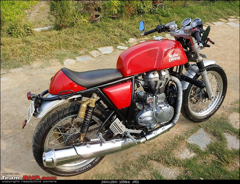 Royal Enfield Continental GT 535 : Ownership Review (27,000 km and 6 years)-20191130_145103.jpg