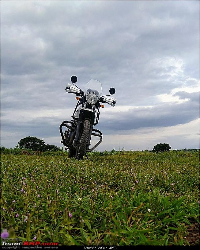 Royal Enfield Himalayan ABS - One year of blissful ownership!-img_20190908_1752412.jpg