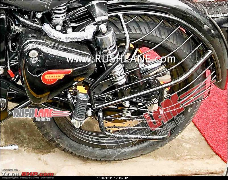 BS6 Royal Enfield Classic 350 spotted with new decals-royalenfieldclassicbs6spiedlaunchpricedealer8.jpg