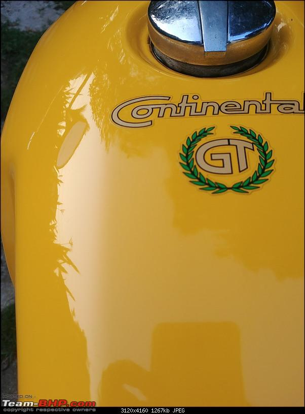 Royal Enfield Continental GT 535 : Ownership Review (27,000 km and 6 years)-20200305_180808.jpg