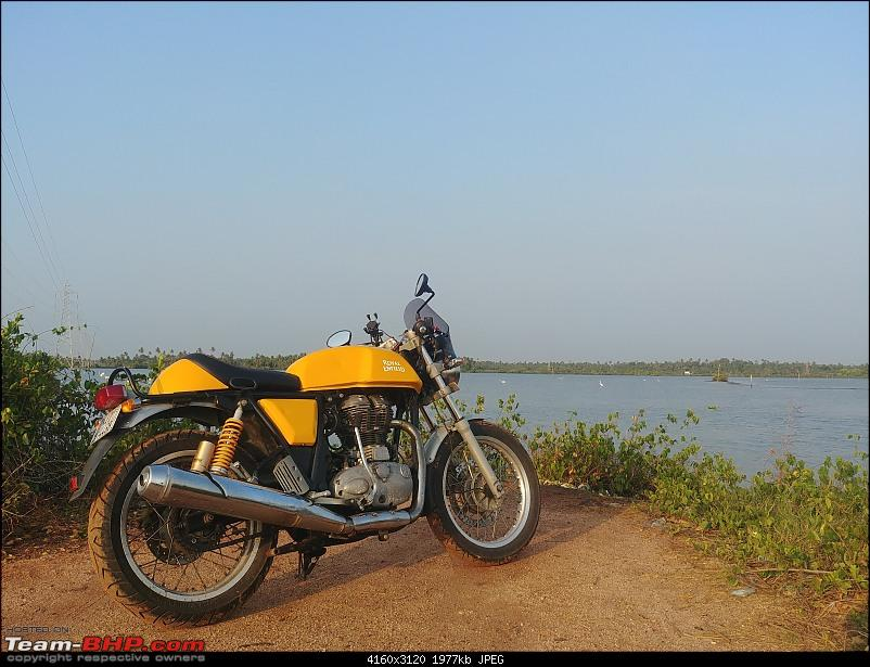 Royal Enfield Continental GT 535 : Ownership Review (27,000 km and 6 years)-20200306_173335.jpg