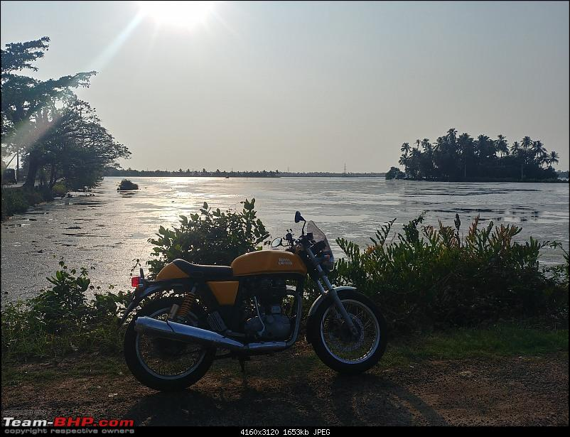 Royal Enfield Continental GT 535 : Ownership Review (27,000 km and 6 years)-20200306_170703_hdr.jpg