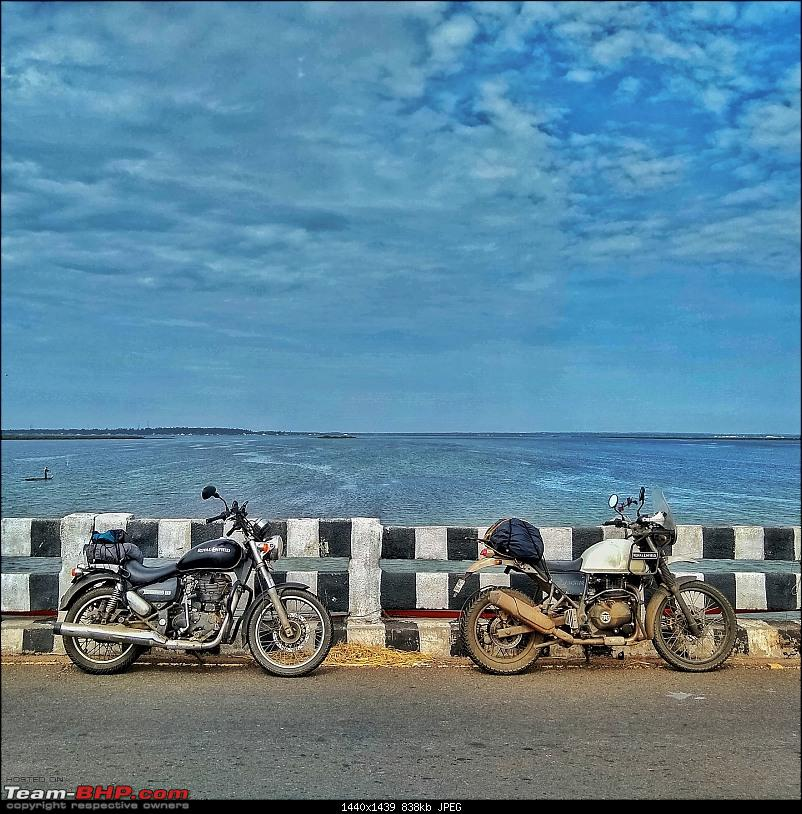 Southern Bliss | A motorcycle ride through TN-KA-PY-MH-ecr-bikes.jpg