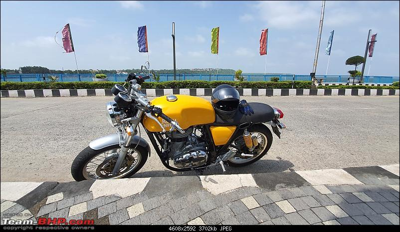 Royal Enfield Continental GT 535 : Ownership Review (27,000 km and 6 years)-20200621_100746.jpg