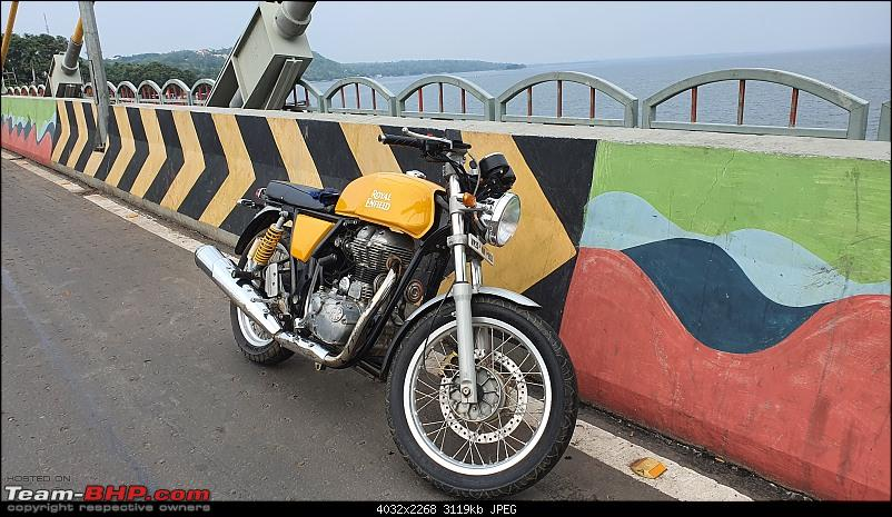 Royal Enfield Continental GT 535 : Ownership Review (27,000 km and 6 years)-20200614_070726.jpg