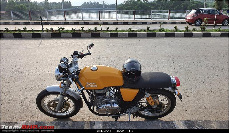Royal Enfield Continental GT 535 : Ownership Review (27,000 km and 6 years)-20200628_171908.jpg