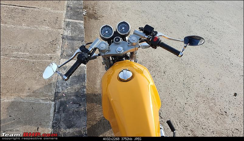 Royal Enfield Continental GT 535 : Ownership Review (27,000 km and 6 years)-20200628_172233.jpg