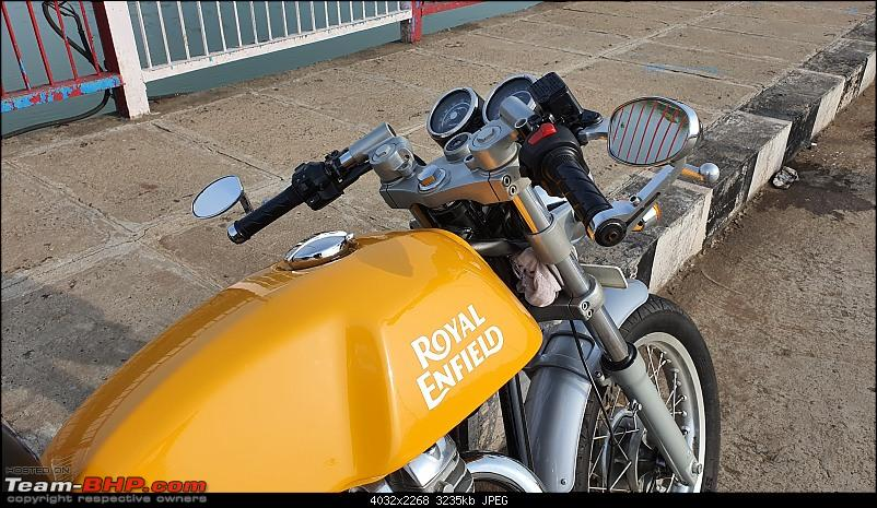 Royal Enfield Continental GT 535 : Ownership Review (27,000 km and 6 years)-20200628_172002.jpg