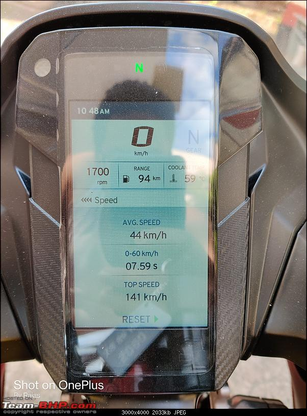 Lola is home - My TVS Apache RR310 BS6 ownership review-topspeed.jpg