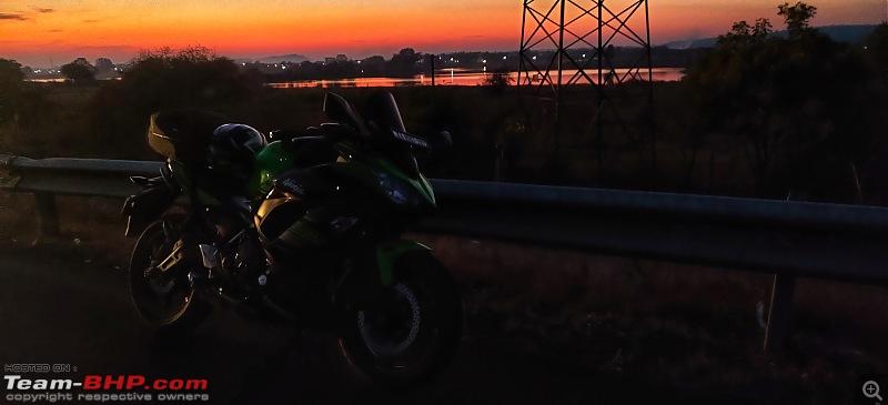 Hotaru's selfie diaries | Homerun | 2100 km ride on a Ninja 650-img_20201223_18164201.jpeg