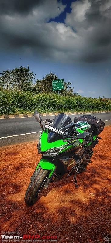 Hotaru's selfie diaries | Homerun | 2100 km ride on a Ninja 650-img_20210104_10291301.jpeg