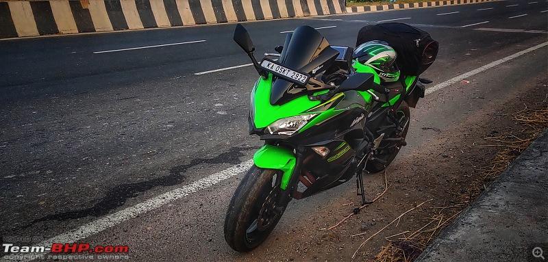 Hotaru's selfie diaries | Homerun | 2100 km ride on a Ninja 650-img_20210104_06213201.jpeg