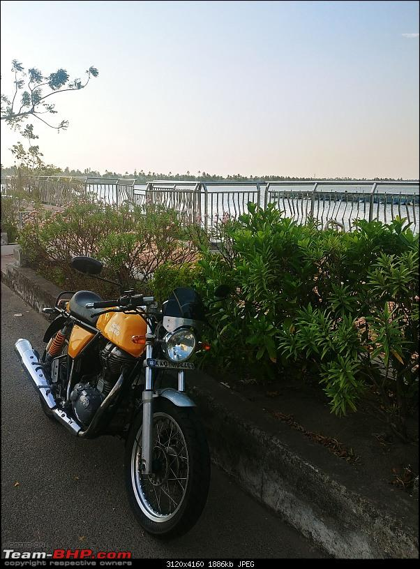 Royal Enfield Continental GT 535 : Ownership Review (27,000 km and 6 years)-20210310_174634_hdr.jpg
