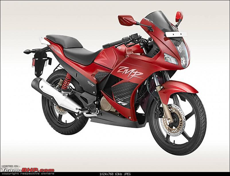 Indian two-wheelers with unconventional design / looks-karizmazmr.jpg