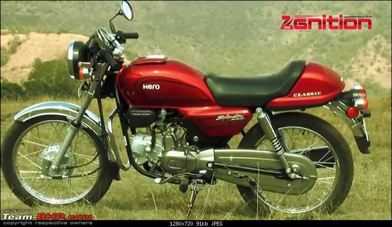 Indian two-wheelers with unconventional design / looks-splendor2.jpg