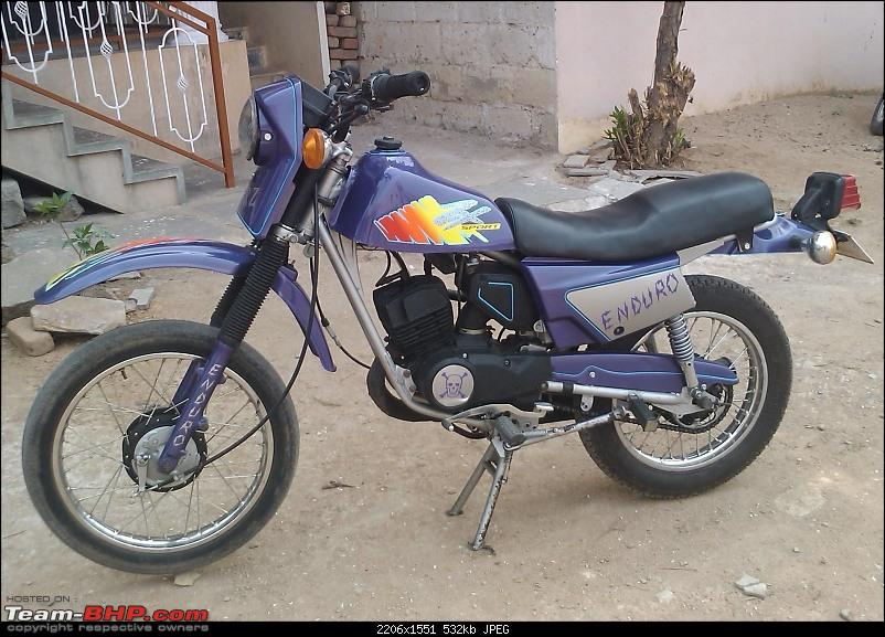 Indian two-wheelers with unconventional design / looks-enduro.jpg