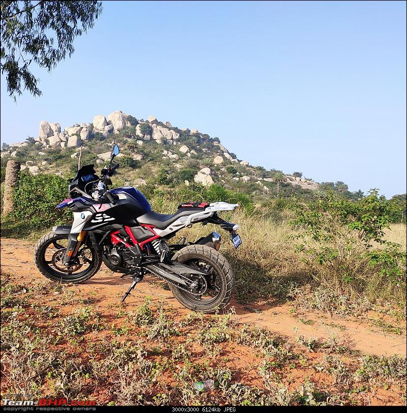 Reyah, The Lady of Bavaria | BMW G 310 GS BS6 Ownership Review-left-rear.jpg